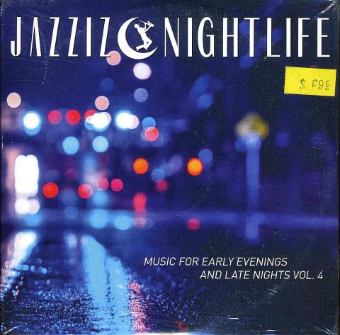 Jazziz Nightlife CD