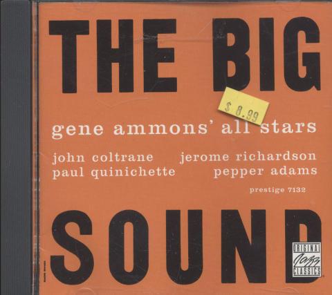 Gene Ammons All Stars CD
