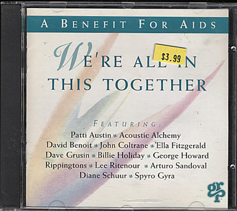 We're All in this Together CD