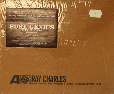 Ray Charles Box Set
