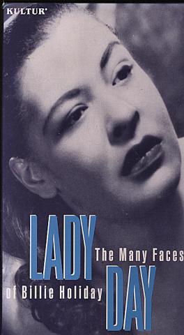 Billie Holiday VHS