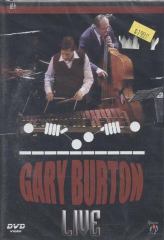 Gary Burton DVD