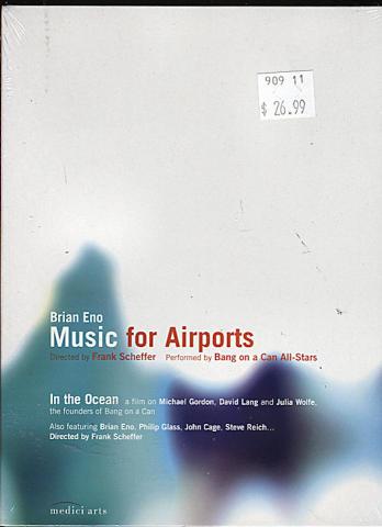 Brian Eno DVD