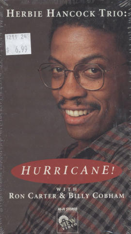 Herbie Hancock Trio VHS