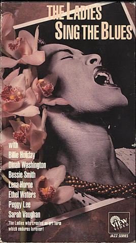 The Ladies Sing The Blues VHS