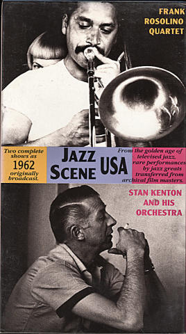 Jazz Scene USA VHS