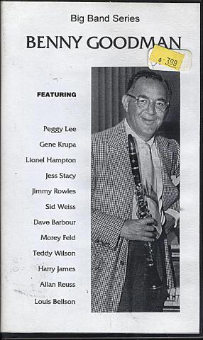 Benny Goodman VHS
