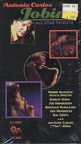 Antonio Carlos Jobim VHS