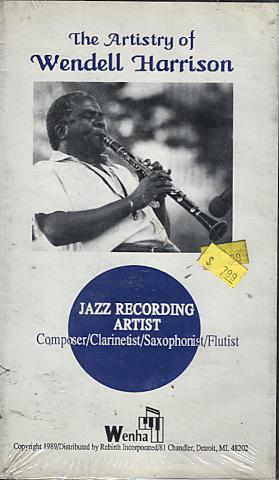 Wendell Harrison VHS