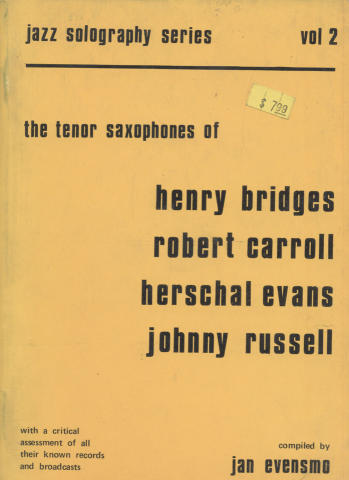 Jazz Solography Series: Vol. 2