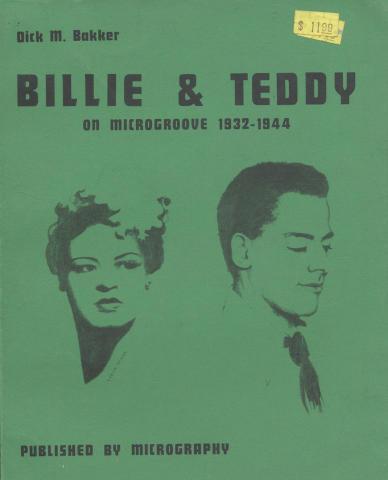 Billie & Teddy on Microgroove 1932 - 1944