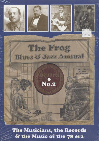 The Frog Blues & Jazz Annual No. 2
