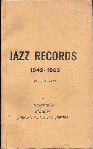 Jazz Records (1942 - 1965) Vol. 2: Bl - Co