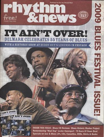 Rhythm & News Issue 717