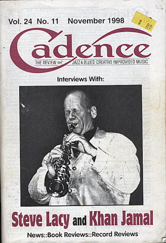 Cadence Magazine November 1998
