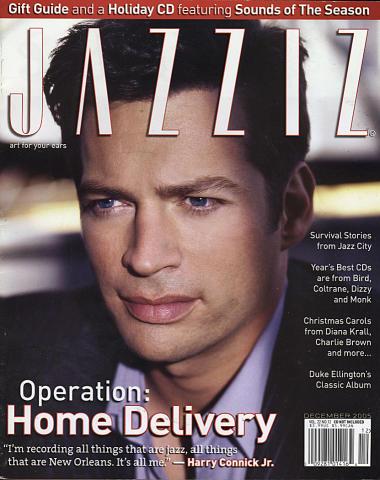 Jazziz Vol. 22 No. 12