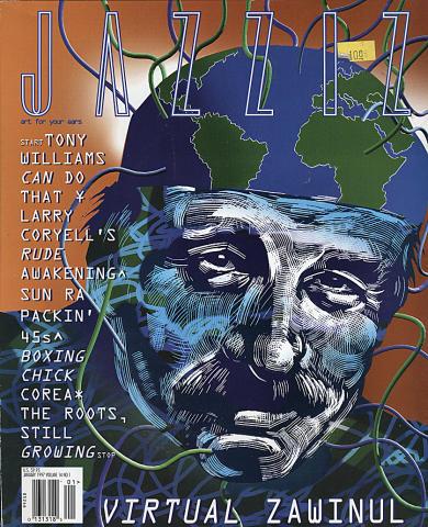 Jazziz Vol. 14 No. 1