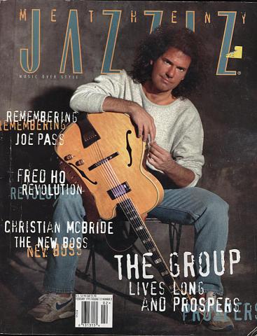 Jazziz Vol. 12 No. 2