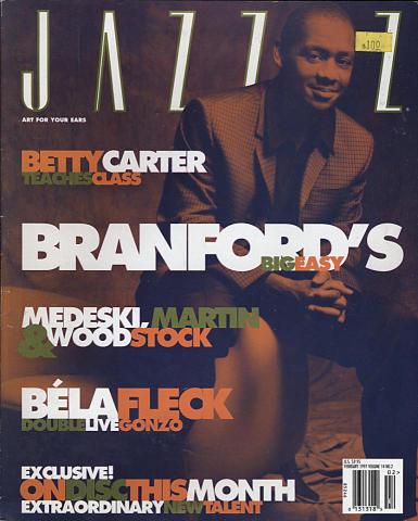Jazziz Vol. 14 No. 2