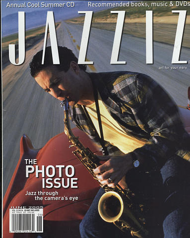 Jazziz Vol. 22 No. 6