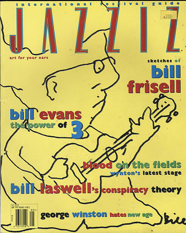 Jazziz Vol. 14 No. 5