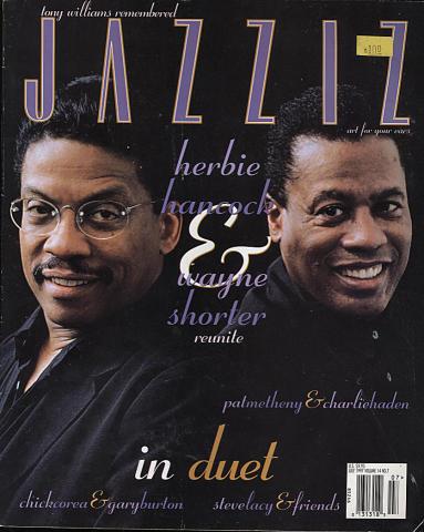 Jazziz Vol. 14 No. 7