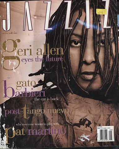 Jazziz Vol. 14 No. 8