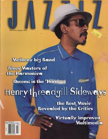Jazziz Vol. 12 No. 3
