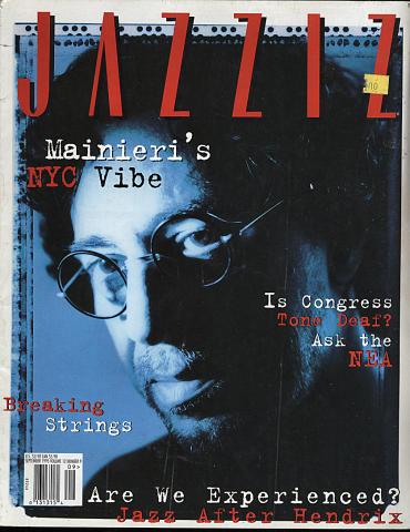 Jazziz Vol. 12 No. 9