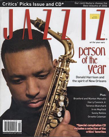 Jazziz Vol. 24 No. 2