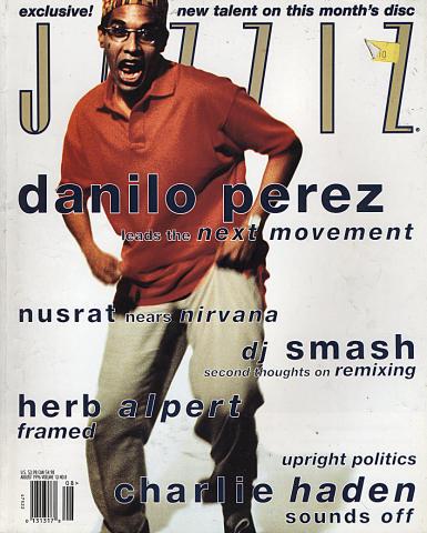 Jazziz Vol. 13 No. 8