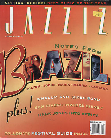 Jazziz Vol. 14 No. 3
