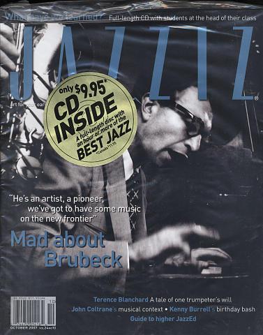 Jazziz Vol. 24 No. 10