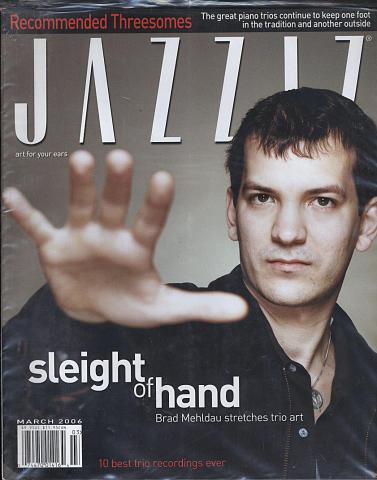 Jazziz Vol. 23 No. 3