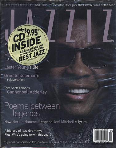 Jazziz Vol. 25 No. 1