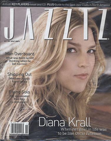 Jazziz Vol. 24 No. 11