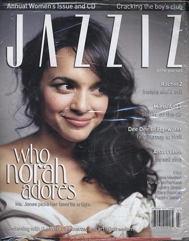Jazziz Vol. 24 No. 7