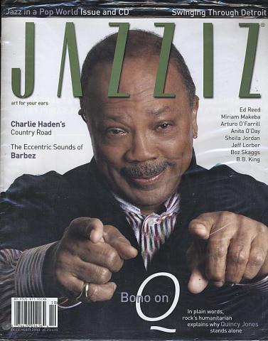 Jazziz Vol. 25 No. 10