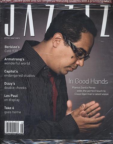 Jazziz Vol. 25 No. 8