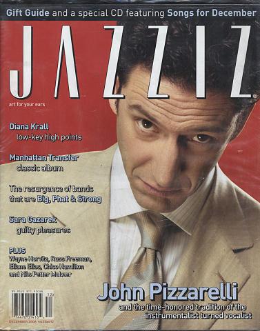 Jazziz Vol. 23 No. 12