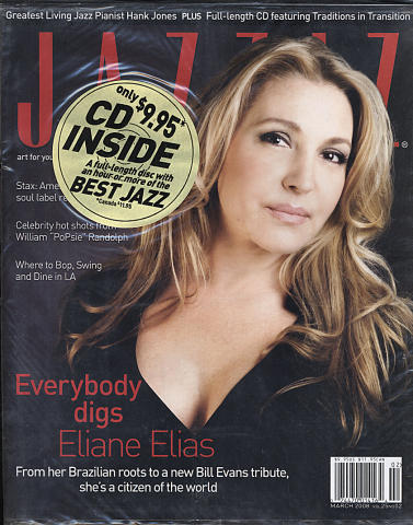 Jazziz Vol. 25 No. 2