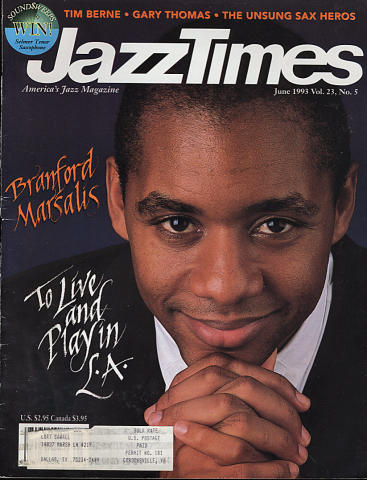JazzTimes Vol. 23 No. 5