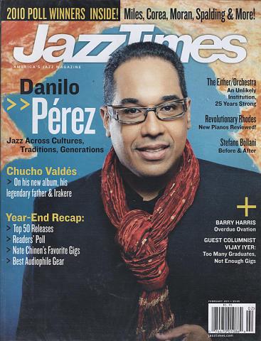 JazzTimes Vol. 41 No. 1