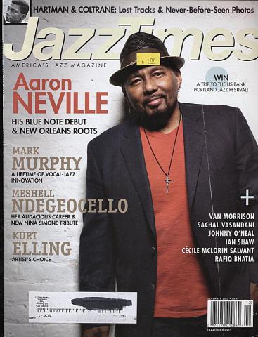 JazzTimes Vol. 42 No. 10