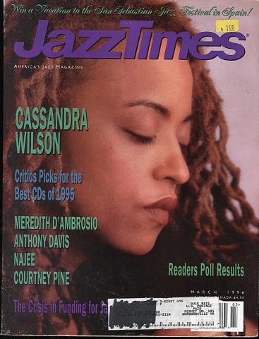 JazzTimes Vol. 26 No. 2