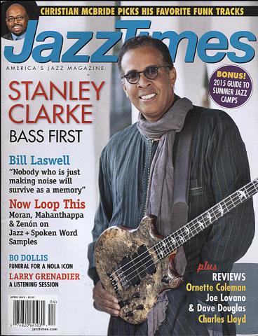 JazzTimes Vol. 45 No. 3
