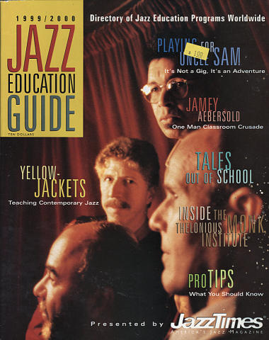 Jazz Education Guide