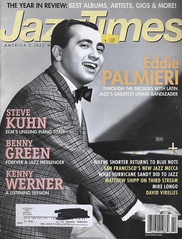 JazzTimes Vol. 43 No. 1