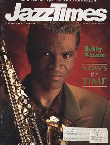 JazzTimes Vol. 22 No. 5