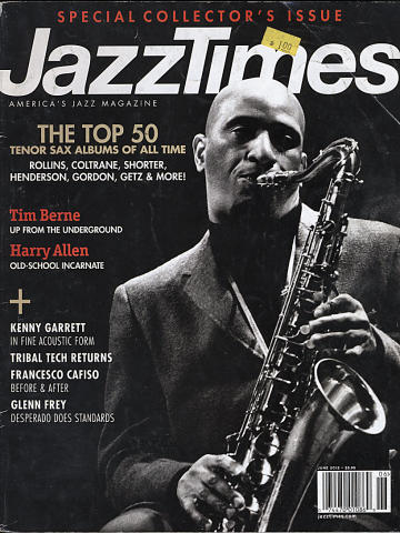 JazzTimes Vol. 42 No. 5